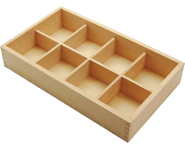 Storage & Sorting Trays
