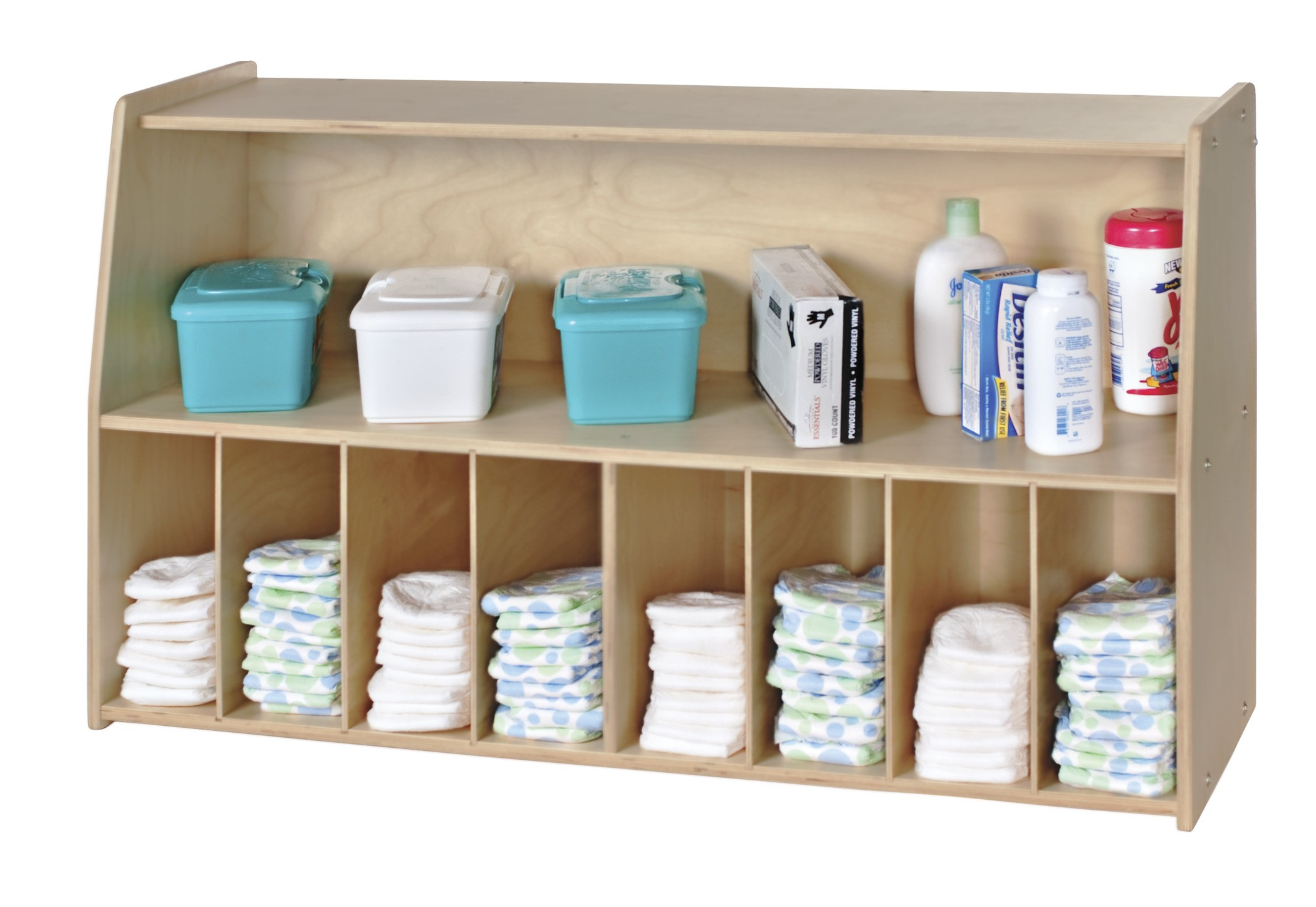 Safetycraft Diaper Organizer Change Tables Organizers And