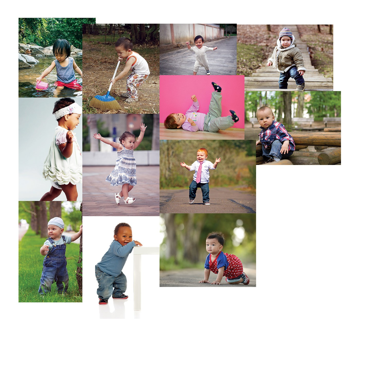 Toddlers on the Move Posters