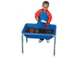 Small Blue Sensory Table