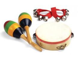 Musical Instruments - Set D