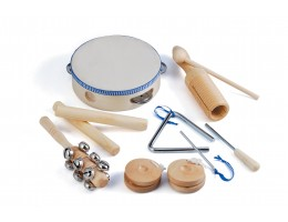 Musical Instruments - Natural Colour
