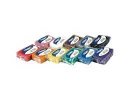 Prang Modeling Clay 1LB Pack of 25 Assorted Colours