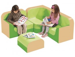 Club Corner Sofa Kit