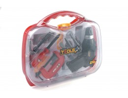 Tool Set With Carry Case