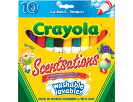 Scentsations Markers 10CT