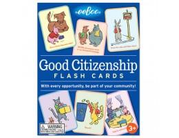 Good Citizenship Flash Cards