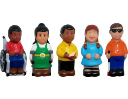Diverse Abilities Figurines