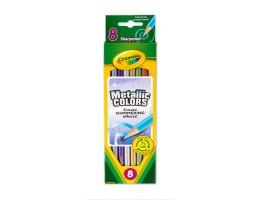 Coloured Pencils - Metallic 8ct