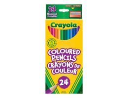 Regular Coloured Pencils 24CT