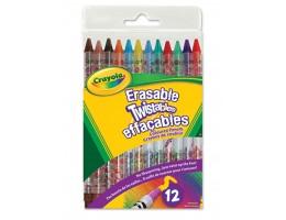Twistables Coloured Pencils 12ct