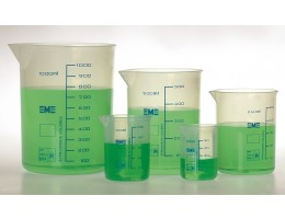 Nesting Graduated Beakers (Set of 5)