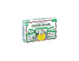 Listening Lotto: Outside Sounds Board Game