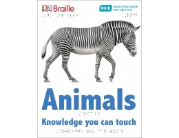 DK Braille Book: Animals