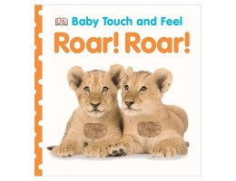 Touch and Feel Roar Roar