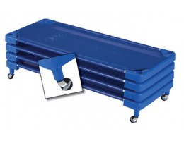 Cot Casters Set of Four