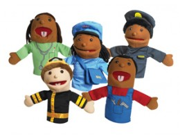Career Puppets