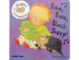Sign & Singalong: Baa, Baa, Black Sheep!