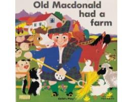 Old Macdonald (Book & CD)