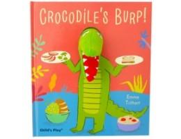 Pardon Me! Crocodile's Burp
