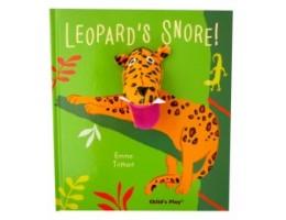 Pardon Me! Leopard's Snore