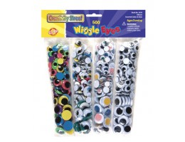 Wiggle Eyes Assortment