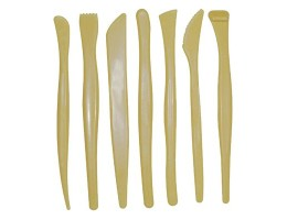 Modeling Dough Tools 7 pieces per set
