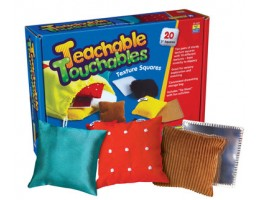 Teachable Touchable Texture Squares