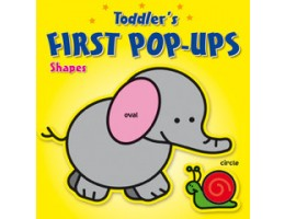 Toddler's First Pop-Ups: Shapes