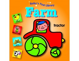 Baby's First Library: Farm