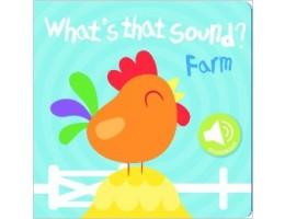 What's That Sound? Farm Book