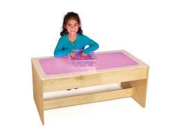 Large Light Table - Multicolored
