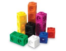 Mathlink Cubes, Set of 100