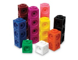 Mathlink Cubes, Set of 1000