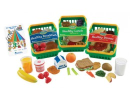 Healthy Foods Play Set