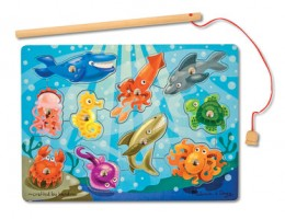 Magnetic Puzzle Game Fishing