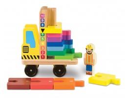 Stack & Count Forklift