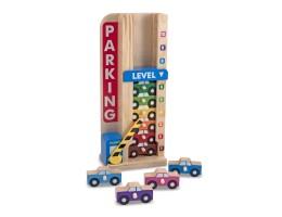 Stack & Count Parking Garage