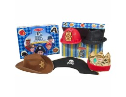 Top This! 5 Role Play Hats