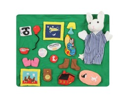 Goodnight Moon Puppet & Props Set