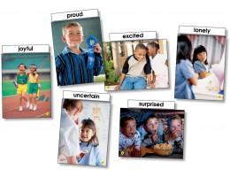 Emotions Language Cards