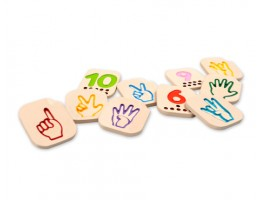 Hand Sign Numbers 1-10