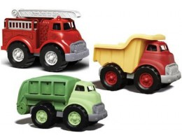 Green Toy - Truck Set