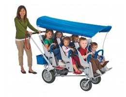 Runabout 6 Passenger Stroller