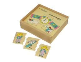 Triple Card Game