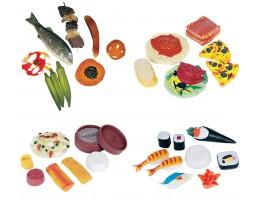 4 food sets