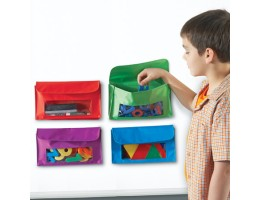 Magnetic Storage Pockets (Set of 4)