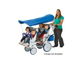 Runabout Stroller - 4 Seater