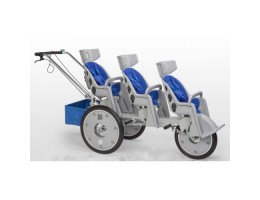 Runabout Strollers - 3-Seater