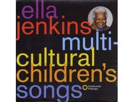 Multi-Cultural Children's Songs, CD